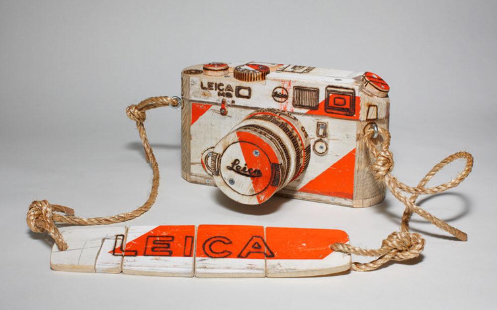 Tom Sachs: Cameras