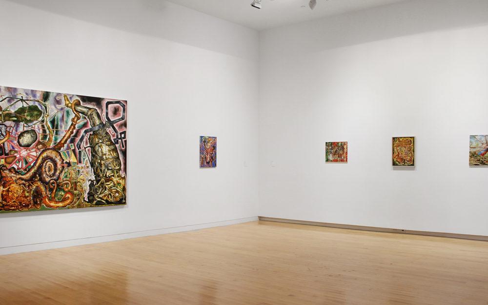 Steve DiBenedetto exhibition at The Aldrich
