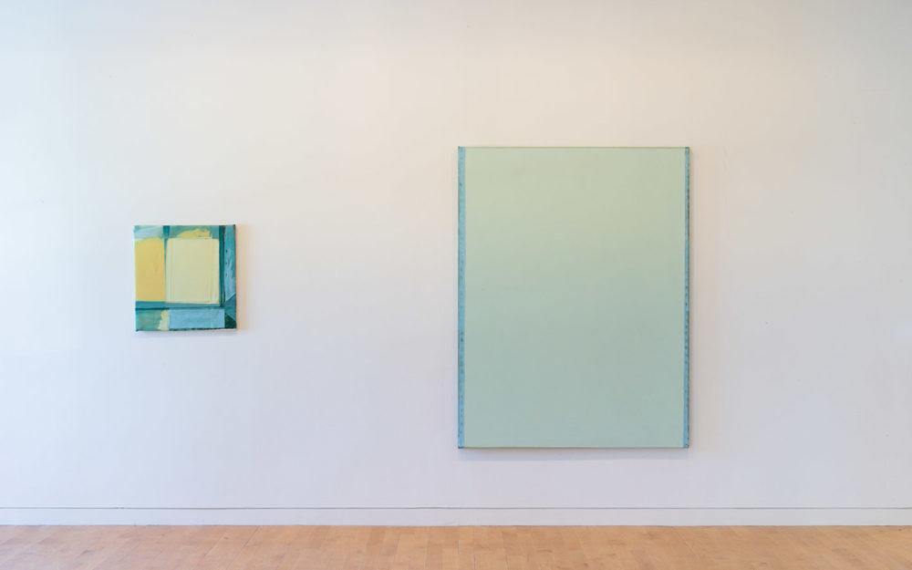 Julia Rommel installation view