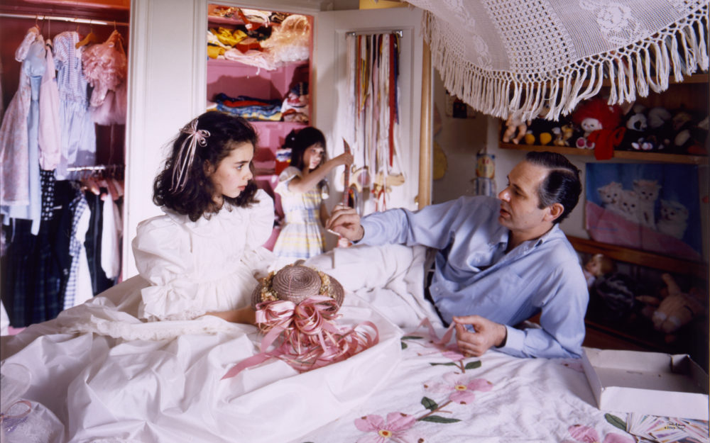 Tina Barney, Marina's Room (1987)