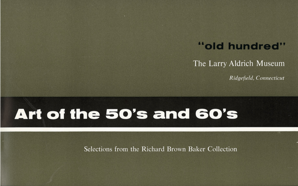 Art of the 50's and 60's