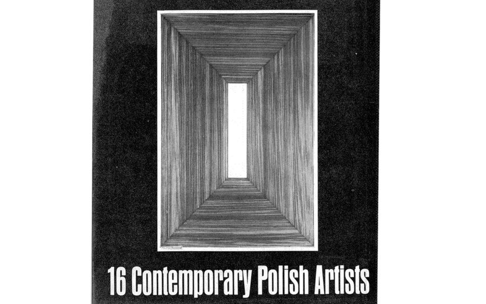 16 Contemporary Polish Artists