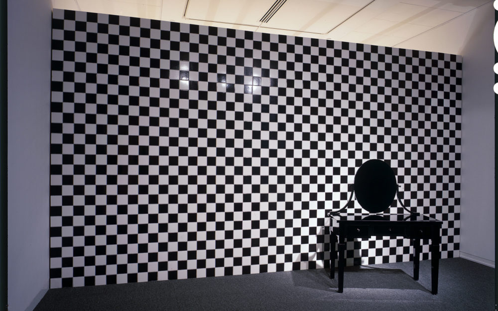 Fred Wilson: Black Like Me installation view