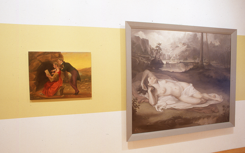 Claiming: An Installation of Paintings