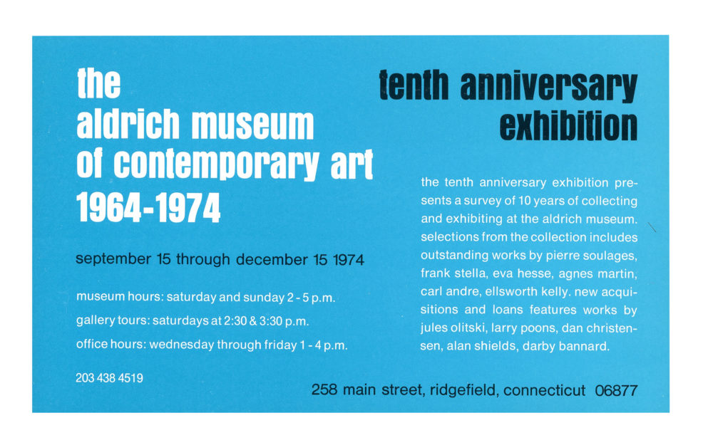 Tenth Anniversary Exhibition
