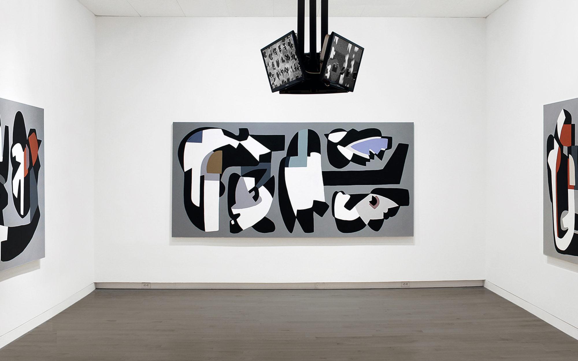 Hayal Pozanti: Deep Learning installation view