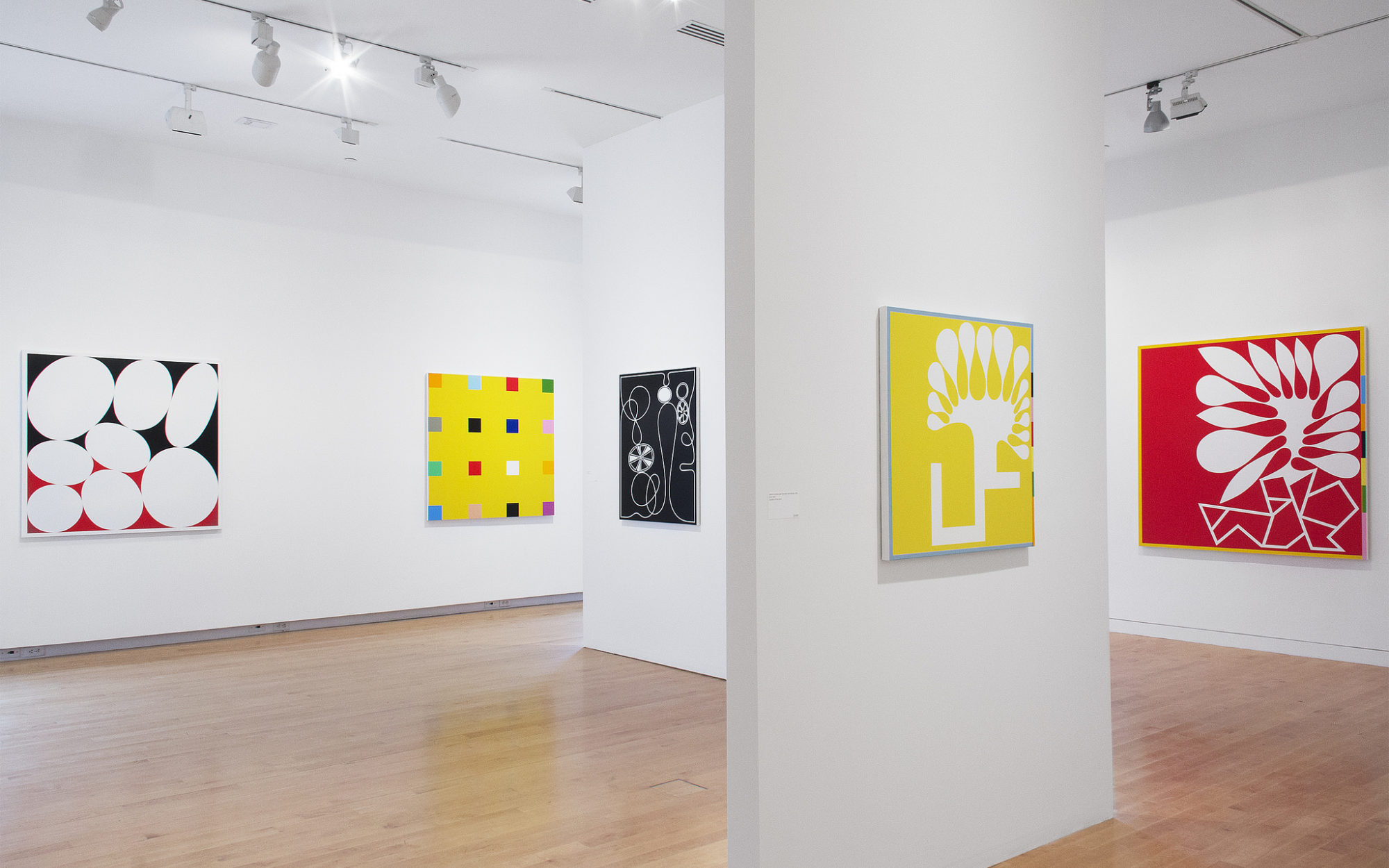 Cary Smith: Your Eyes They Turn Me installation view at The Aldrich