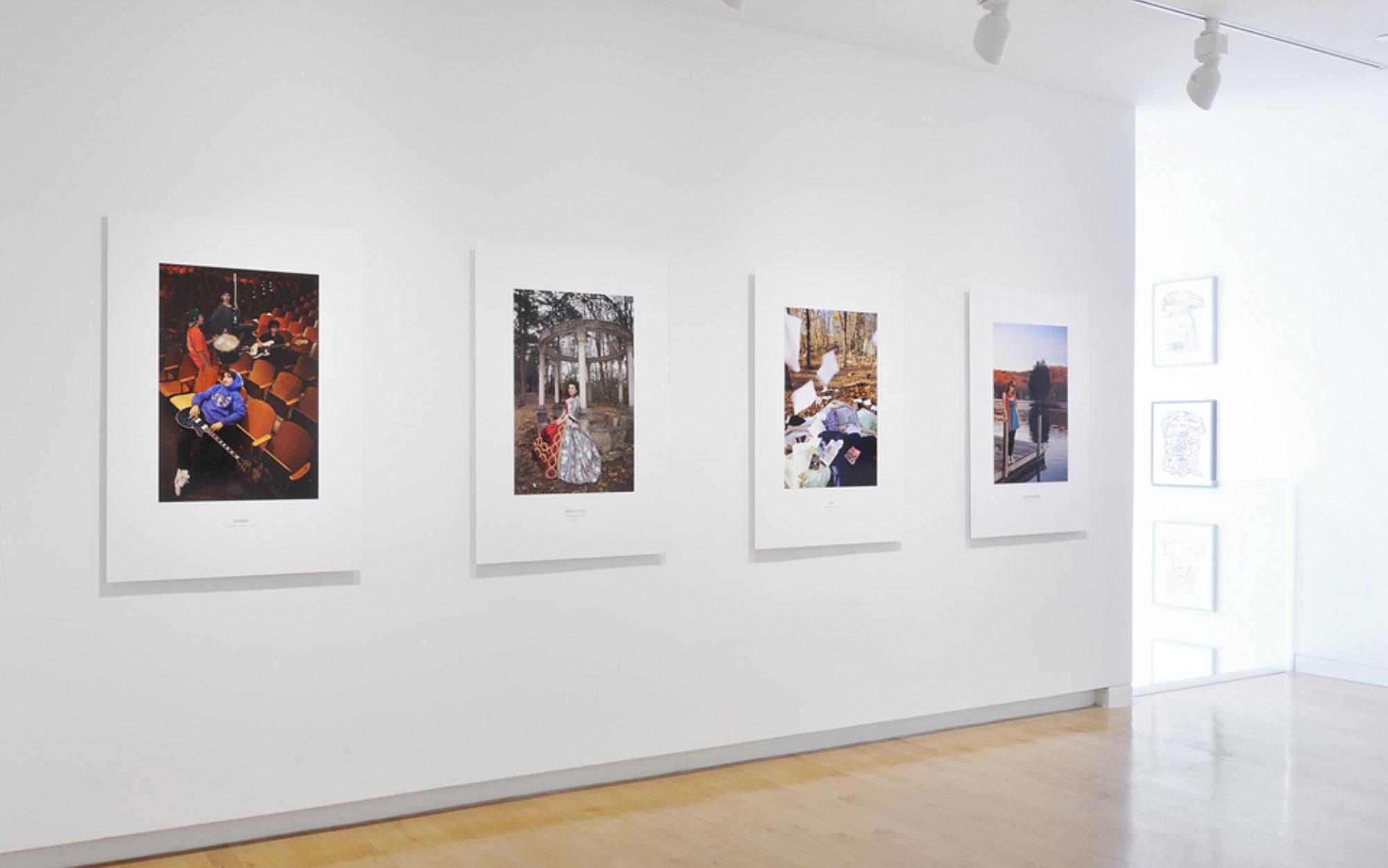 Thilo Hoffmann: High School Portraits