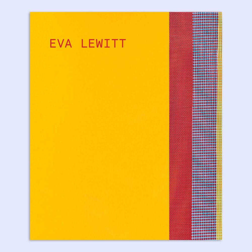 Publication for Eva Le Witt: Untitled (Mesh A–J)