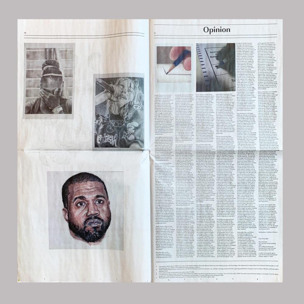 Twenty Twenty newspaper