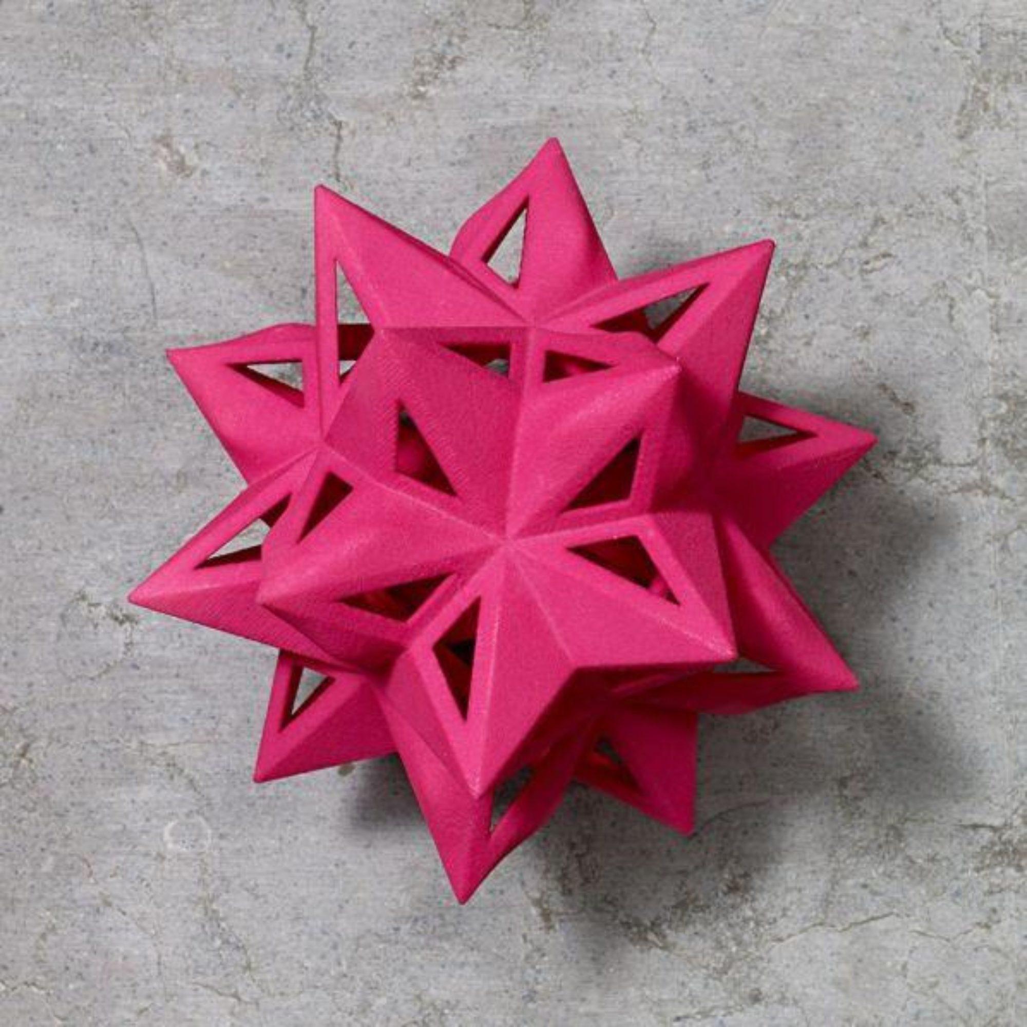 Frank Stella Ornament